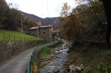 Chiesetta dei Morti in Valle Adrara San Rocco