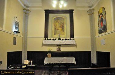 Chiesetta della Crocetta Gromo