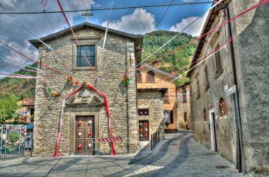 Chiesetta della madonnina Berzo San Fermo