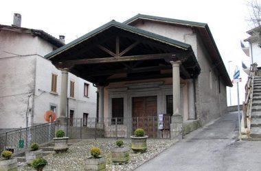 Chiesetta di Rova - Gazzaniga