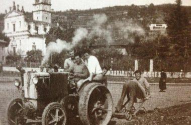 Chiuduno 1948 lavori campo calcio