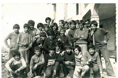 Chiuduno nel 1972