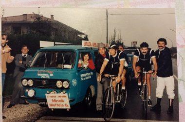 Ciclisti Brusaporto
