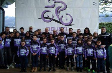 Ciclisti Val Gandino 2018