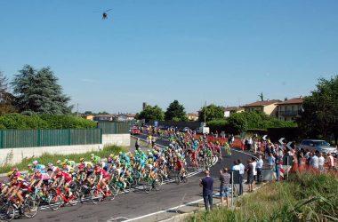 Ciclisti a Mozzanica