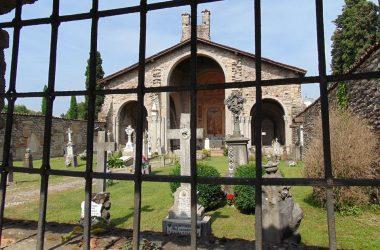 Cimitero Basilica Santa Giulia - Bonate Sotto