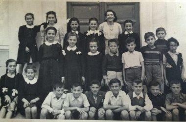 Classe 1936, elementari Catro
