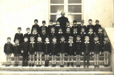 Classe 1956. Prima elementare Osio Sotto