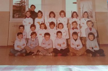 Classe 1969 con la maestra Picece Sorisole