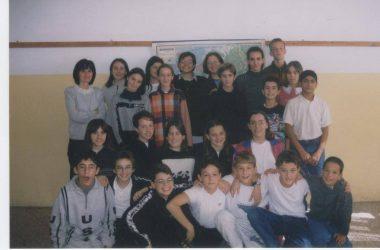 Classe 1986 Casazza