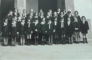 Classe elementare 1970 Scanzorosciate