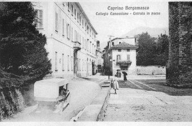 Collegio Canossiane Caprino Bergamasco
