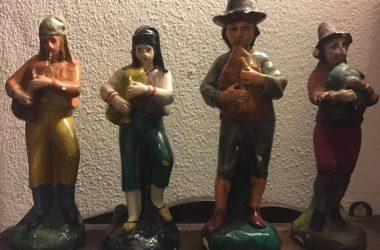 Collezione privata Le statuine dei suonatori - Scanzorosciate