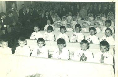 Comunione Classe 1958 Brusaporto
