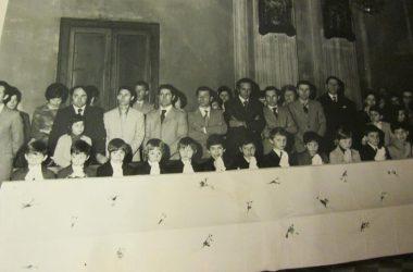 Comunione Classe 1965 Misano Gera d'Adda