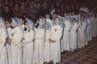 Comunione Classe 1967 Casazza