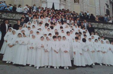 Comunione Classe 1979 Chiuduno