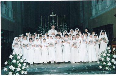 Comunione Classe 1979 Pontida