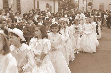 Comunione Mozzanica classe 1981