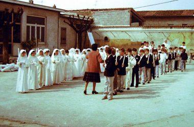 Comunioni Mozzanica 1985