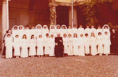 Comunioni classe 1967 Caprino Bergamasco