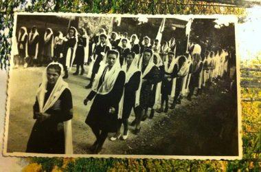 Consorelle anni 50 Carobbio degli Angeli
