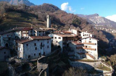Cornello dei Tasso Bergamo