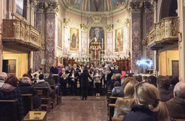 Coro Chiesa Monasterolo del Castello