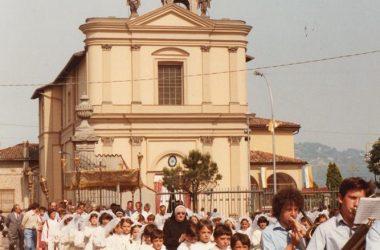 Corpus domini 1983 Brembate Sopra