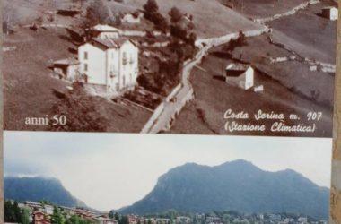 Costa Serina anni 50