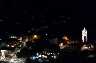 Costa Valle Imagna di sera