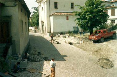 Costa Volpino Corti anno 1988