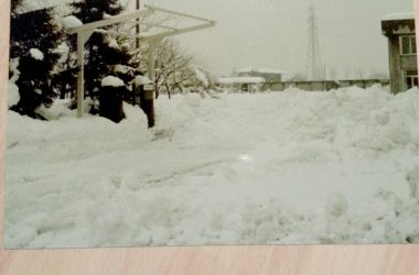 Costa Volpino Nevicata 1985