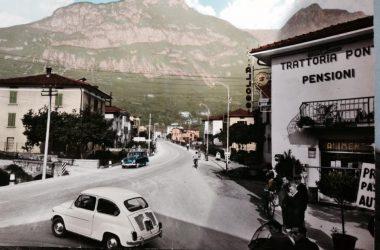 Costa Volpino immagini vecchie