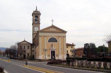 Costa di Mezzate - Chiesa Parrocchiale di S. Giorgio