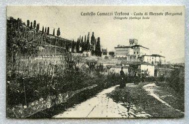 Costa di Mezzate nel 900 Castello Camozzi-Vertova