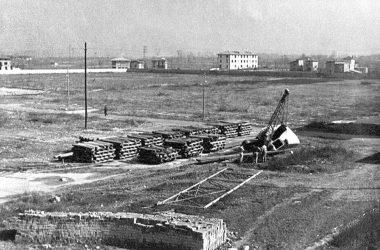 Costruzione Dalmine spa 1955 Costa Volpino