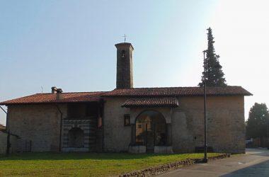 Credaro BG chiesa di San Pietro