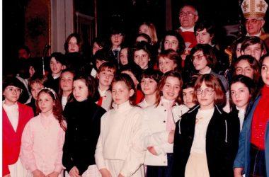 Cresime Brembate Sopra nel 1984