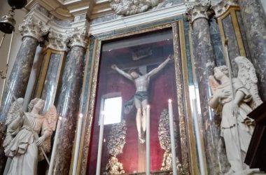 Cristo Parrocchia di Leffe