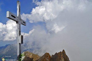 Croce Monte Gleno Vilminore di Scalve