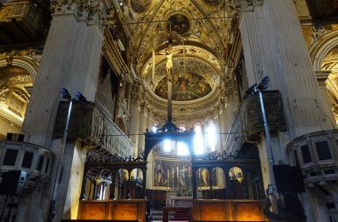 Crocefisso Basilica Santa Maria Maggiore - Bergamo