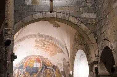 Crocifisso Abbazia di sant'Egidio in Fontanella (BG)
