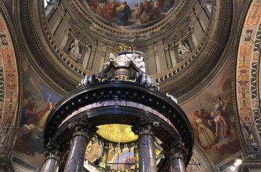 Cupola Santuario Santa Maria del Fonte Caravaggio