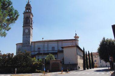 Curno BG Chiesa parrocchiale Santa Maria Assunta