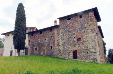 Curno BG Il Castello della Marigolda è un fortilizio del 1280