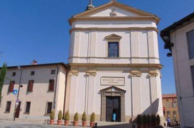 Curno Bergamo La Parrocchia