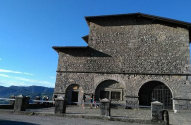 Dal Santuario di San Patrizio - Colzate