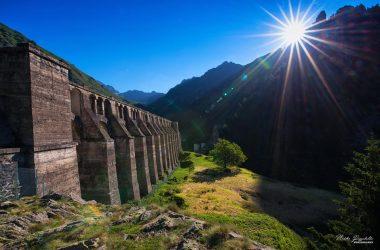 Diga del Gleno Bergamo Vilminore di Scalve