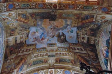 Dipinti Basilica Santa Maria in Valvendra - Lovere